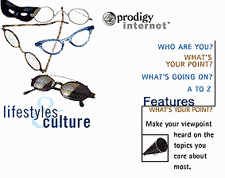 Prodigy Lifestyles and Culture channel