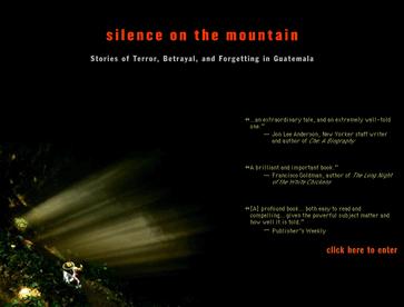 Silence on the Mountain home