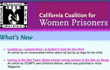 California Coalition for Women Prisoners