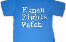 Human Rights Watch T-Shirts