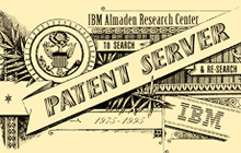 IBM Patent Server Database