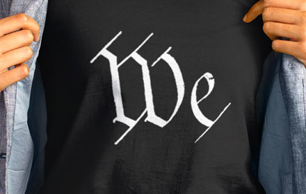 We, the T-Shirt