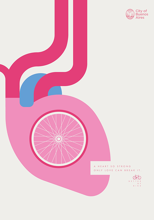 Bikes are better for your heart