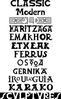Euskara sample