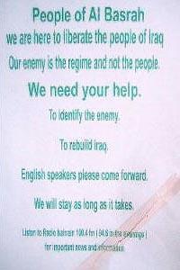 British Leaflet