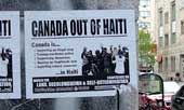 Canada Out of Haiti