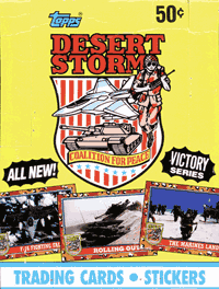 Operation Enduring Freedom Cards