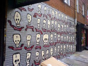 East Village Mural