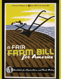 A Fair Farm Bill for America