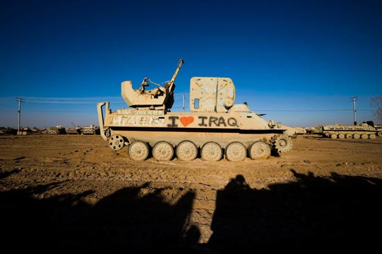 I Heart Iraq, Photo