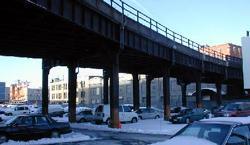 High Line, 2002