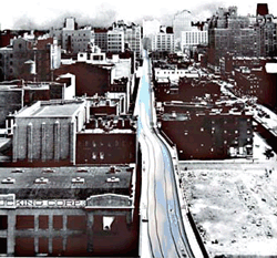 High Line Pool