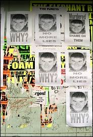 Posters in Belfast