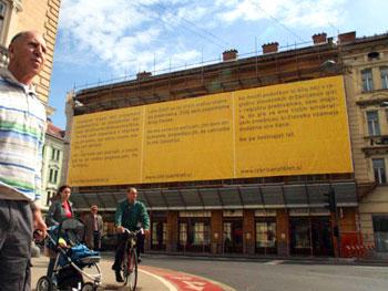 The Erased, Billboard