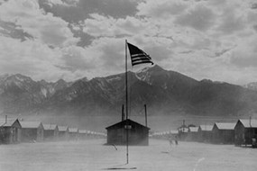 Manzanar Detention Center