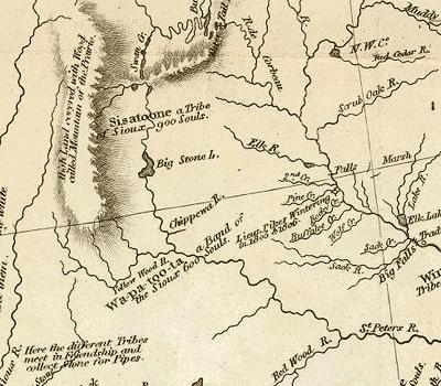 Map, 1814