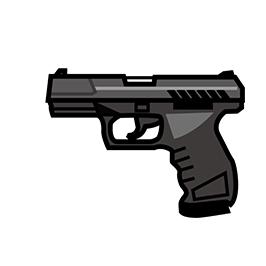 Gun Pointed