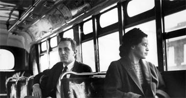 Rosa Parks -- Social Design Notes