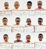 Rwanda Portraits