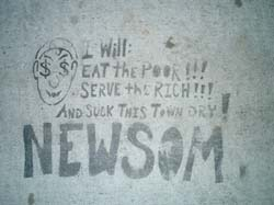 I WILL EAT THE POOR