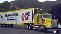 Teamsters Truck