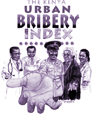 Kenya: Urban Bribery Index