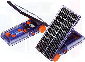 Violetta Solargear Solar Battery Charger