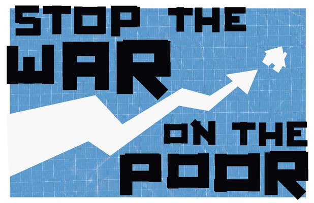 Stop the War on the Poor