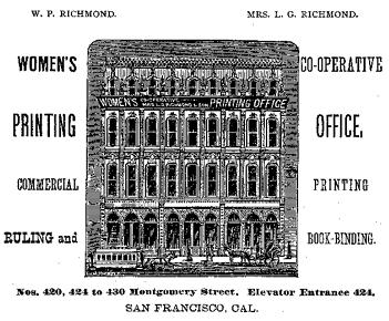 Women's Printing Cooperative